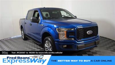 2018 Ford F-150 SuperCrew Cab 4x4, Pickup #FL006661 - photo 1