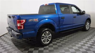 2018 Ford F-150 SuperCrew Cab 4x4, Pickup #FL006661 - photo 2