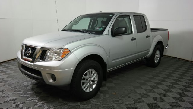 2018 Nissan Frontier Crew Cab 4x4, Pickup #FL0078P1 - photo 1