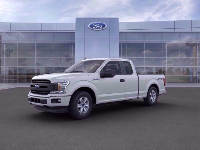 2020 Ford F-150 Super Cab 4x4, Pickup #FL00827 - photo 4
