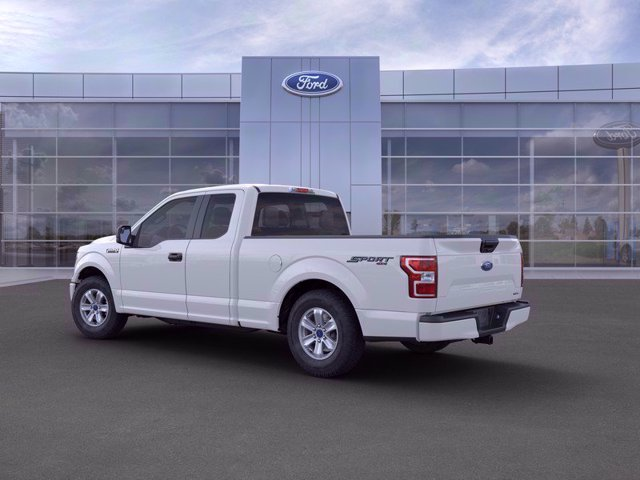 2020 Ford F-150 Super Cab 4x4, Pickup #FL00827 - photo 3