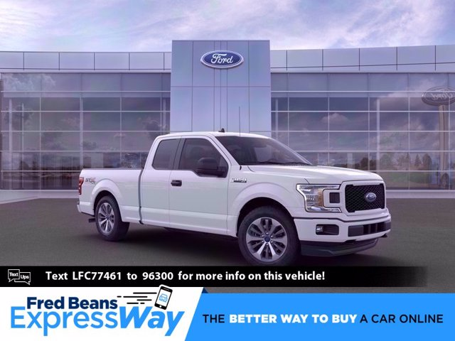 2020 Ford F-150 Super Cab 4x4, Pickup #FL00855 - photo 1