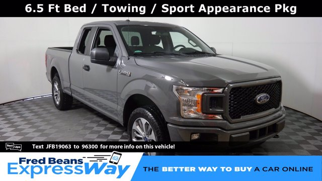 2018 Ford F-150 Super Cab 4x4, Pickup #FL009201 - photo 1