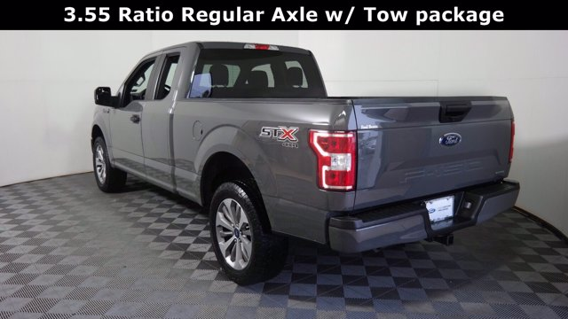 2018 Ford F-150 Super Cab 4x4, Pickup #FL009201 - photo 6