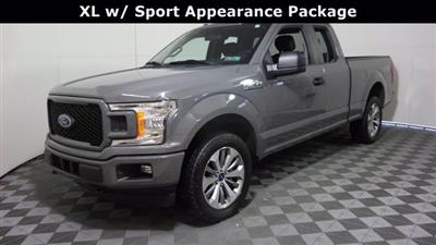 2018 Ford F-150 Super Cab 4x4, Pickup #FL009201 - photo 3