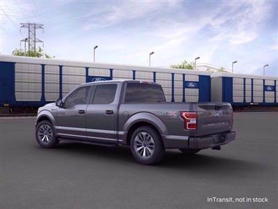 2020 Ford F-150 SuperCrew Cab 4x4, Pickup #FL00948 - photo 2