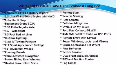 2019 Ford F-150 SuperCrew Cab 4x4, Pickup #FL010094 - photo 6