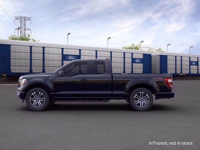 2021 Ford F-150 Super Cab 4x4, Pickup #FL01012 - photo 4