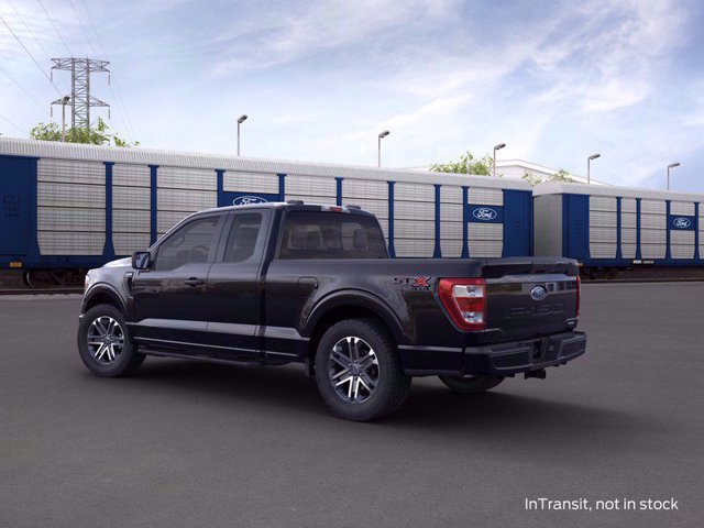 2021 Ford F-150 Super Cab 4x4, Pickup #FL01012 - photo 2