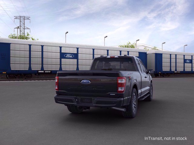 2021 Ford F-150 Super Cab 4x4, Pickup #FL01012 - photo 8