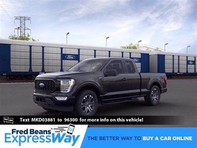 2021 Ford F-150 Super Cab 4x4, Pickup #FL01012 - photo 1