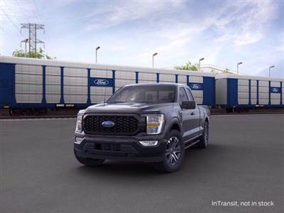 2021 Ford F-150 Super Cab 4x4, Pickup #FL01012 - photo 3