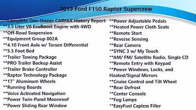 2019 Ford F-150 SuperCrew Cab 4x4, Pickup #FL010231 - photo 4