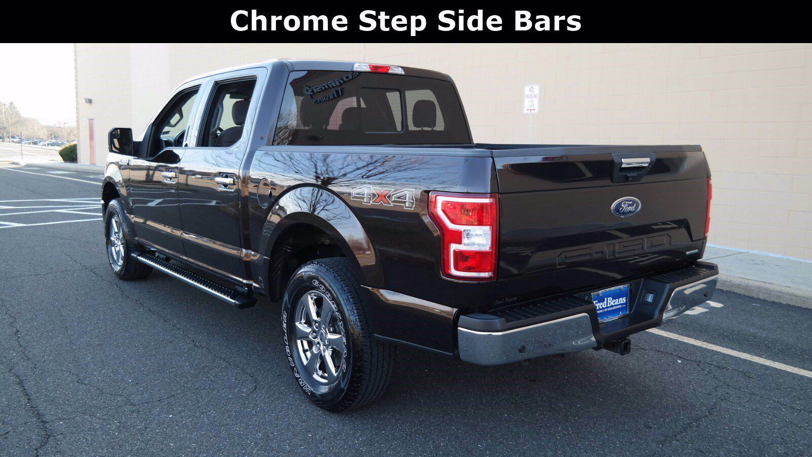 2018 Ford F-150 SuperCrew Cab 4x4, Pickup #FL011421 - photo 9