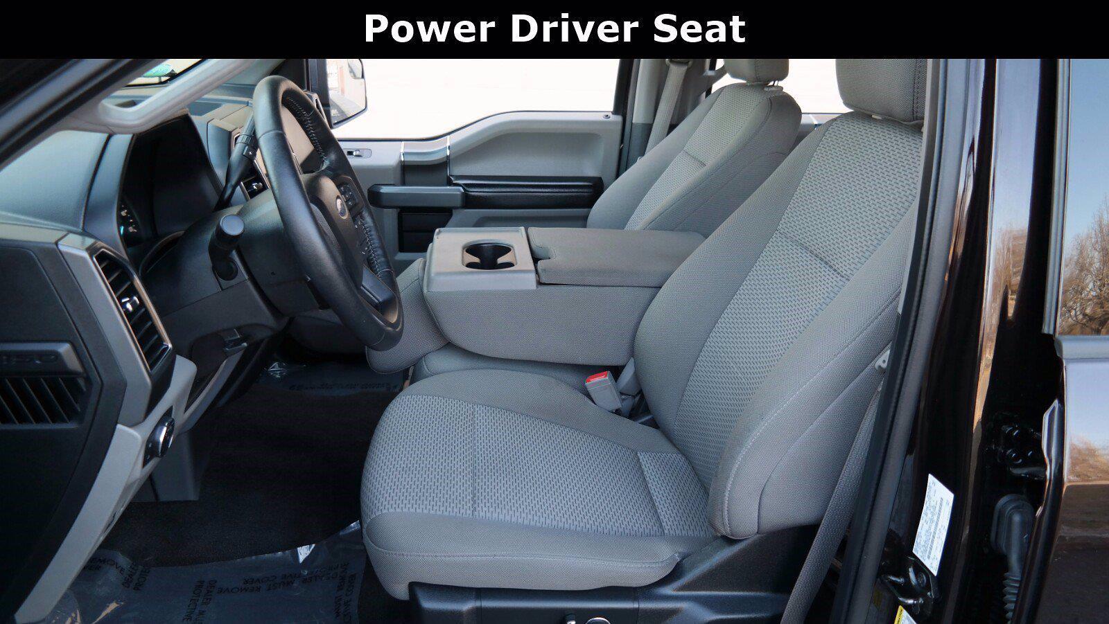 2018 Ford F-150 SuperCrew Cab 4x4, Pickup #FL011421 - photo 15