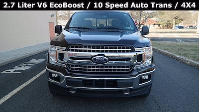 2018 Ford F-150 SuperCrew Cab 4x4, Pickup #FL011421 - photo 4