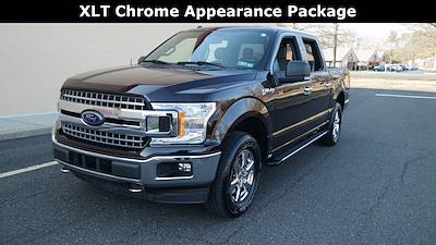 2018 Ford F-150 SuperCrew Cab 4x4, Pickup #FL011421 - photo 6