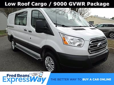 2019 Ford Transit 250 Low Roof 4x2, Empty Cargo Van #FL1140P - photo 1