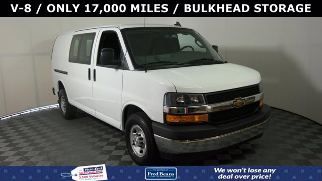 2019 Chevrolet Express 2500 RWD, Empty Cargo Van #FL0288J - photo 1