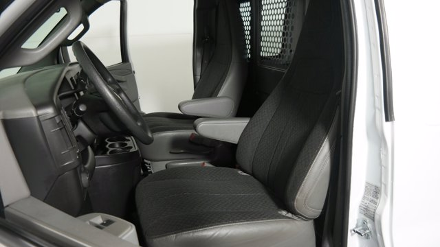 2019 Chevrolet Express 2500 RWD, Empty Cargo Van #FL0288J - photo 11