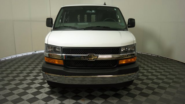 2019 Chevrolet Express 2500 RWD, Empty Cargo Van #FL0288J - photo 4
