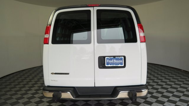 2019 Chevrolet Express 2500 RWD, Empty Cargo Van #FL0288J - photo 3