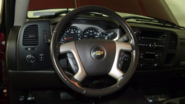 2013 Chevrolet Silverado 1500 Extended Cab 4x4, Pickup #FL0324S - photo 11