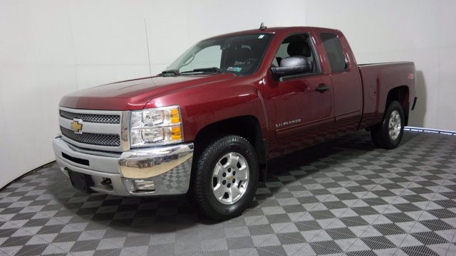 2013 Chevrolet Silverado 1500 Extended Cab 4x4, Pickup #FL0324S - photo 4