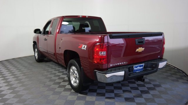 2013 Chevrolet Silverado 1500 Extended Cab 4x4, Pickup #FL0324S - photo 5