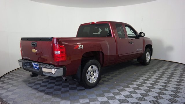 2013 Chevrolet Silverado 1500 Extended Cab 4x4, Pickup #FL0324S - photo 7