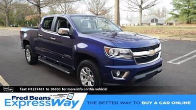 2017 Chevrolet Colorado Crew Cab 4x4, Pickup #FL0338C - photo 1