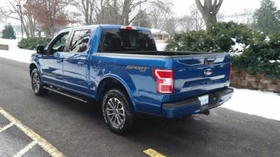 2018 Ford F-150 SuperCrew Cab 4x4, Pickup #FL0356D - photo 6