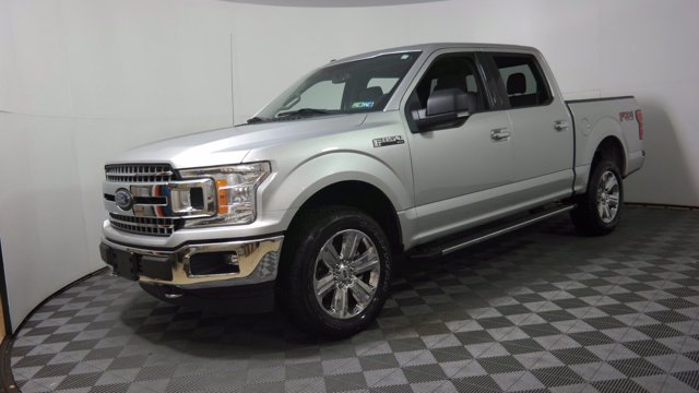 2018 Ford F-150 SuperCrew Cab 4x4, Pickup #FL0357D - photo 5
