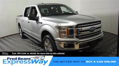 2018 Ford F-150 SuperCrew Cab 4x4, Pickup #FL0357D - photo 1