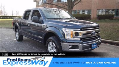 2019 Ford F-150 SuperCrew Cab 4x4, Pickup #FL0368P - photo 1