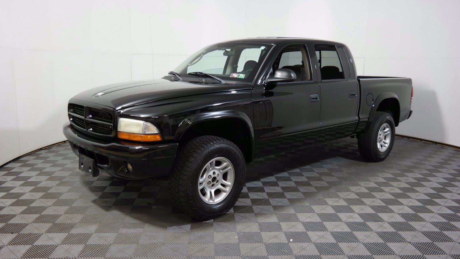 2003 Ram Dakota 4x4, Pickup #FL0371P2 - photo 5