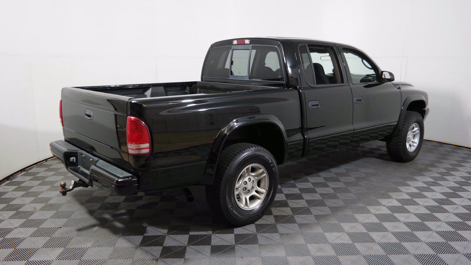 2003 Ram Dakota 4x4, Pickup #FL0371P2 - photo 2