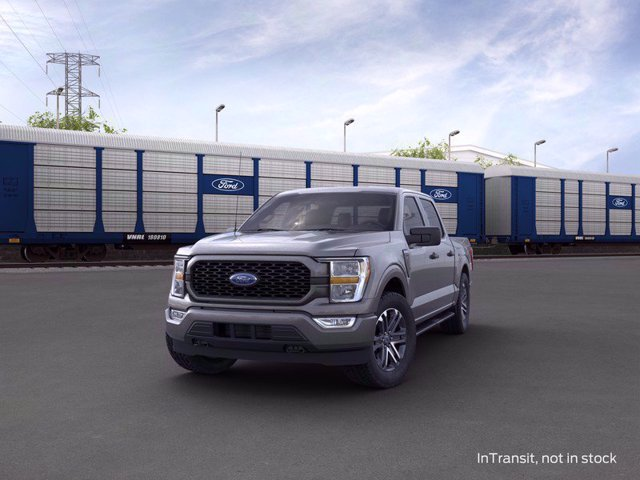 2021 Ford F-150 SuperCrew Cab 4x4, Pickup #FL10010 - photo 3
