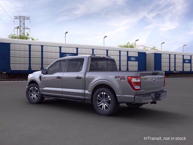 2021 Ford F-150 SuperCrew Cab 4x4, Pickup #FL10010 - photo 2