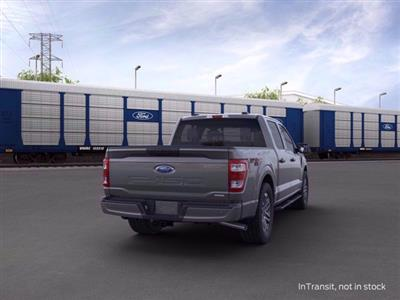 2021 Ford F-150 SuperCrew Cab 4x4, Pickup #FL10010 - photo 8