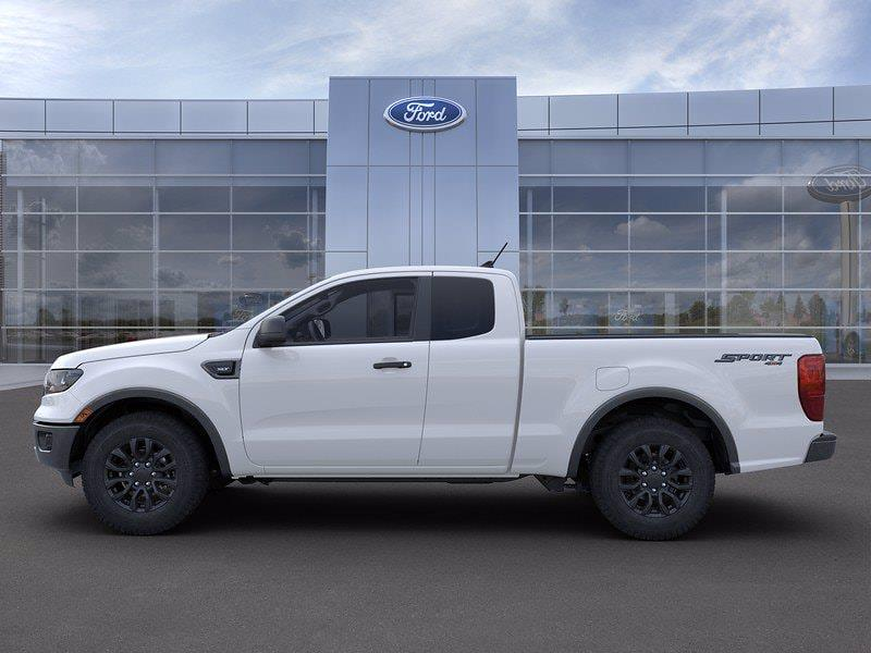 2021 Ford Ranger Super Cab 4x4, Pickup #FL10054 - photo 5