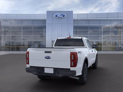 2021 Ford Ranger Super Cab 4x4, Pickup #FL10054 - photo 2