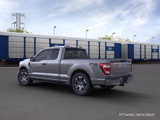 2021 Ford F-150 Super Cab 4x4, Pickup #FL10081 - photo 2