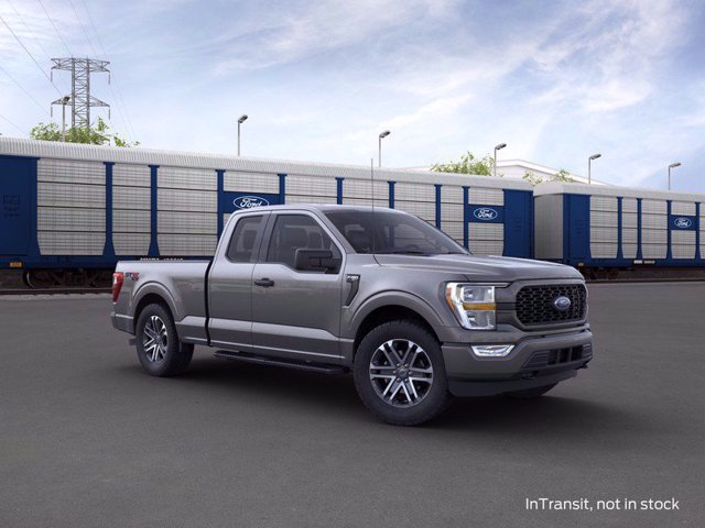 2021 Ford F-150 Super Cab 4x4, Pickup #FL10081 - photo 7
