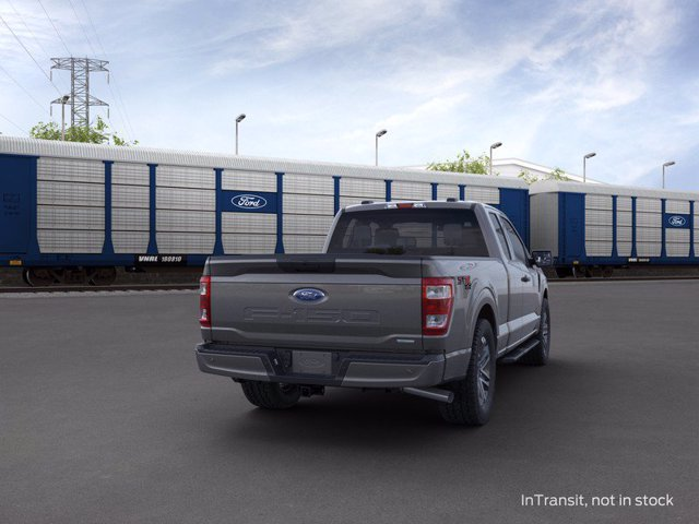 2021 Ford F-150 Super Cab 4x4, Pickup #FL10081 - photo 8