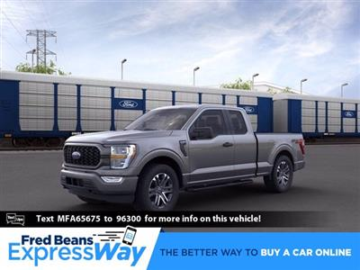 2021 Ford F-150 Super Cab 4x4, Pickup #FL10081 - photo 1