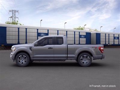 2021 Ford F-150 Super Cab 4x4, Pickup #FL10081 - photo 4