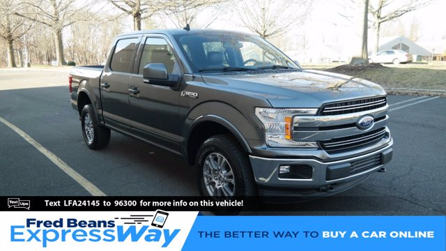 2020 Ford F-150 SuperCrew Cab 4x4, Pickup #FL1010P - photo 1