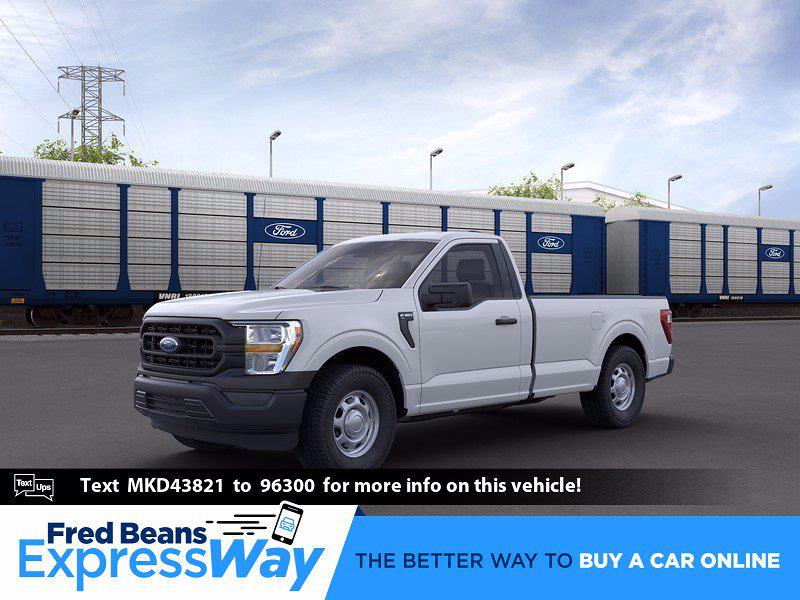 2021 Ford F-150 Regular Cab 4x2, Pickup #FL10128 - photo 1