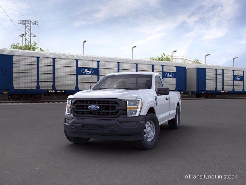 2021 Ford F-150 Regular Cab 4x2, Pickup #FL10128 - photo 2
